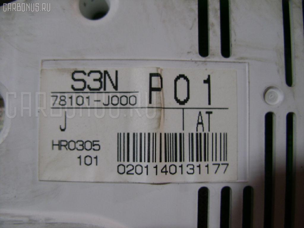 Спидометр HONDA ODYSSEY RA7 F23A. Фото 8