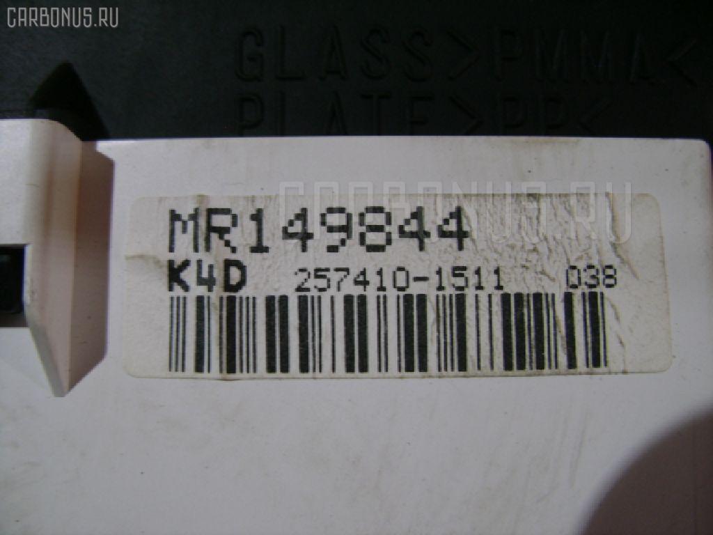Спидометр MITSUBISHI DIAMANTE F31A 6G73. Фото 7
