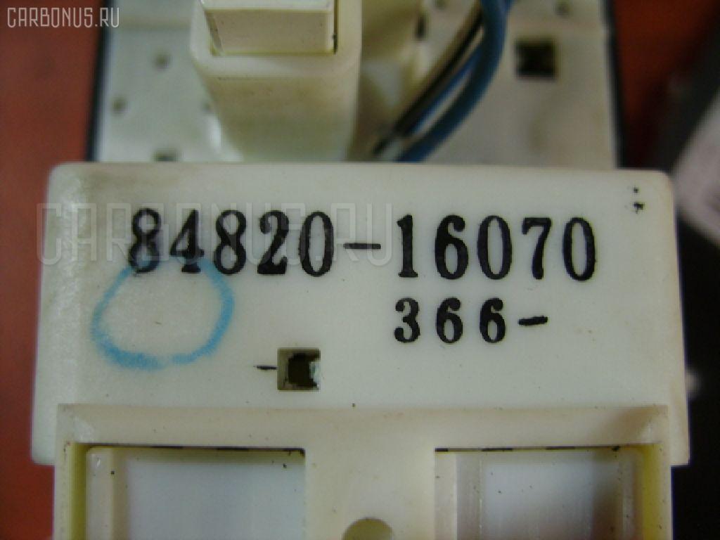 Блок упр-я стеклоподъемниками TOYOTA BB NCP30 Фото 2