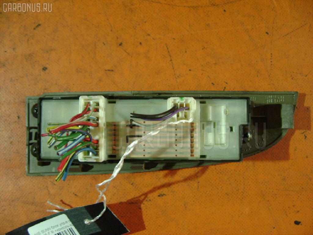 Блок упр-я стеклоподъемниками NISSAN SUNNY FNB15 Фото 2