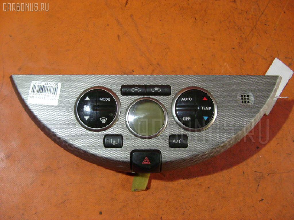 Блок управления климатконтроля NISSAN NOTE E11 HR15DE. Фото 3