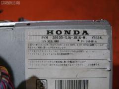 Блок управления климатконтроля Honda Legend KB1 J35A Фото 3