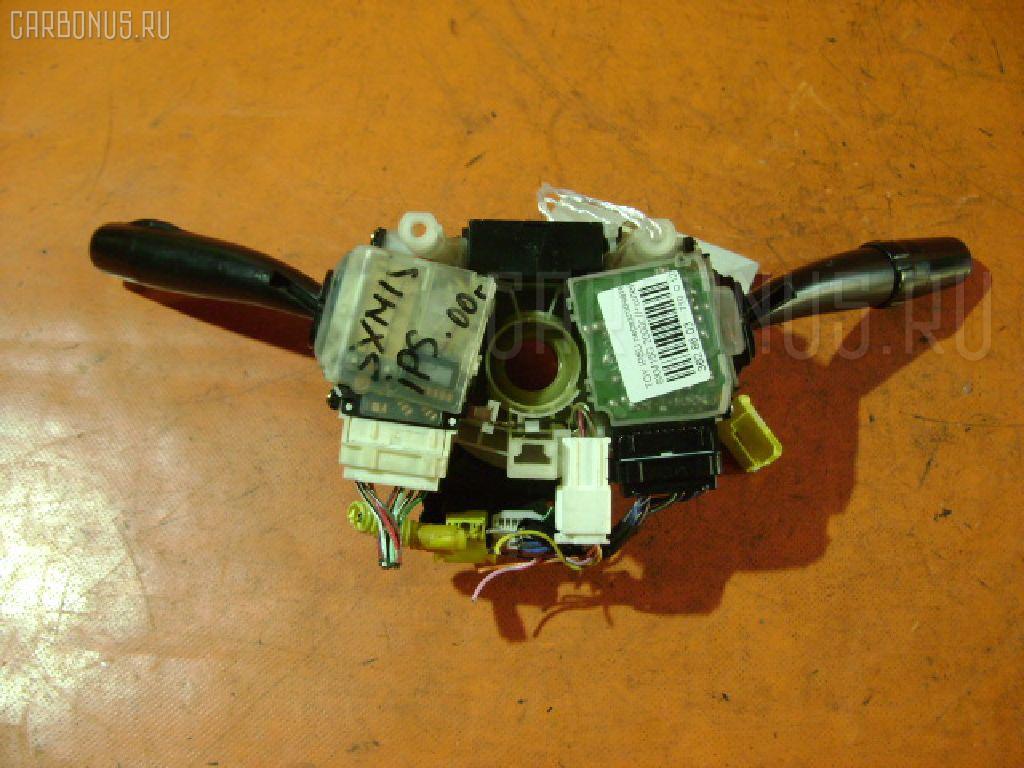 Переключатель поворотов TOYOTA IPSUM SXM15G. Фото 9