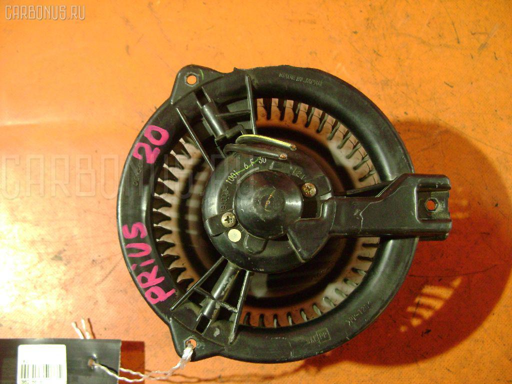 Мотор печки TOYOTA PRIUS NHW20. Фото 1