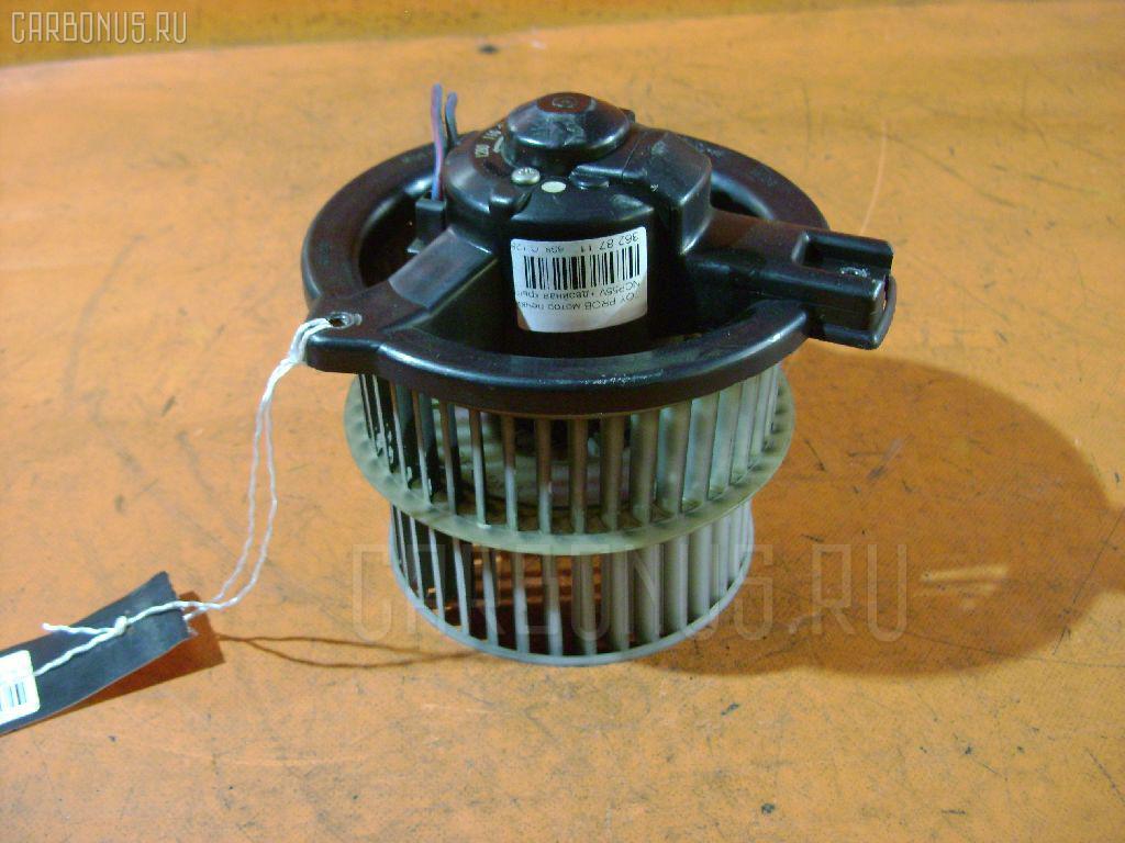 Мотор печки TOYOTA PROBOX NCP55V. Фото 3