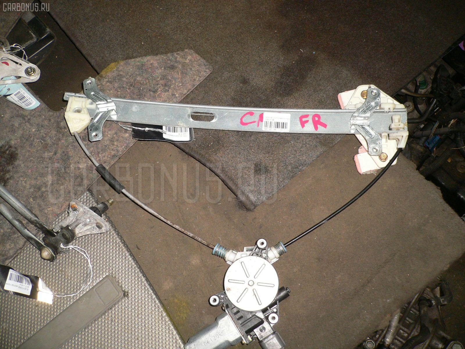 Стеклоподъемный механизм Honda Accord wagon CM2 Фото 1