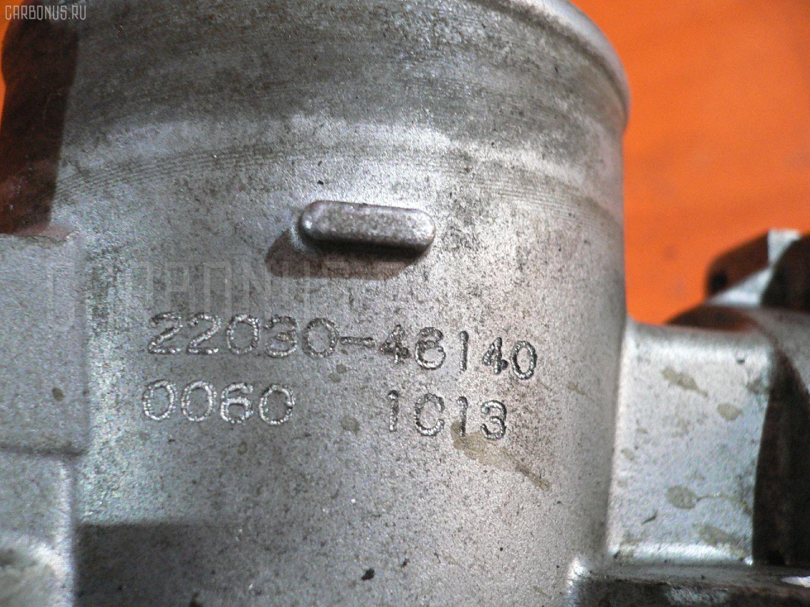 Дроссельная заслонка TOYOTA BREVIS JCG10 1JZ-GE Фото 8