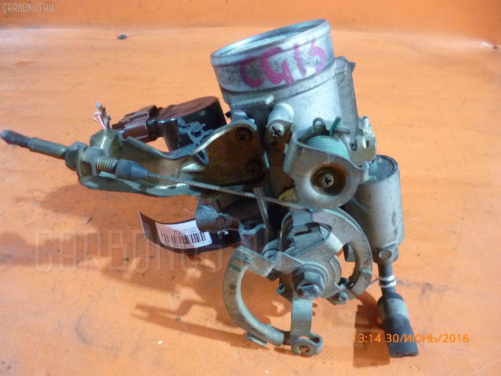 Дроссельная заслонка NISSAN CUBE Z10 CG13DE Фото 2