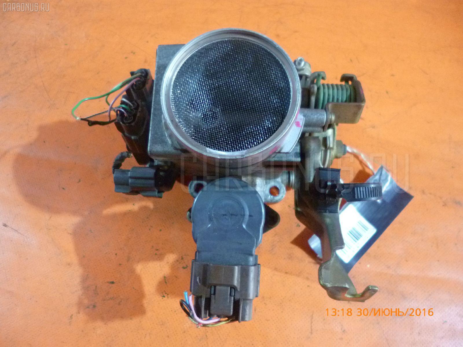 Дроссельная заслонка NISSAN MARCH K11 CG10DE. Фото 7