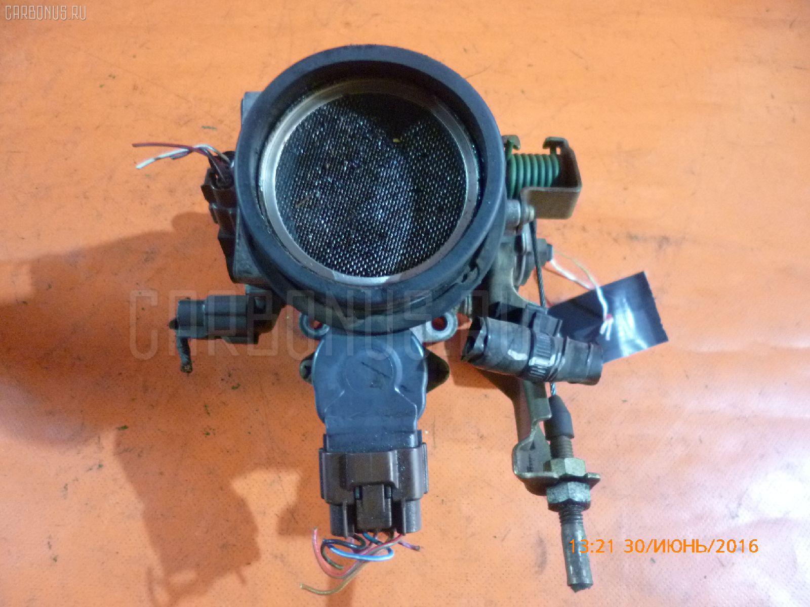 Дроссельная заслонка NISSAN CUBE AZ10 CGA3DE Фото 1