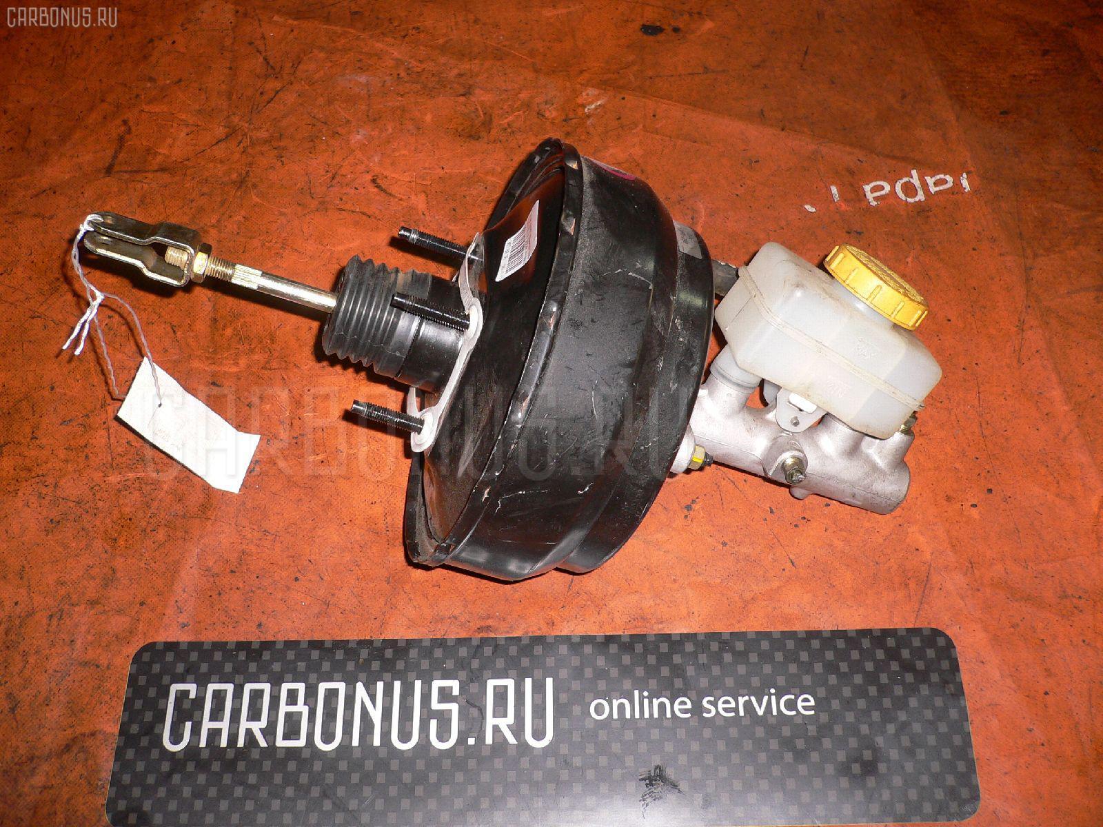 Главный тормозной цилиндр SUBARU IMPREZA WAGON GG3 EJ15. Фото 3