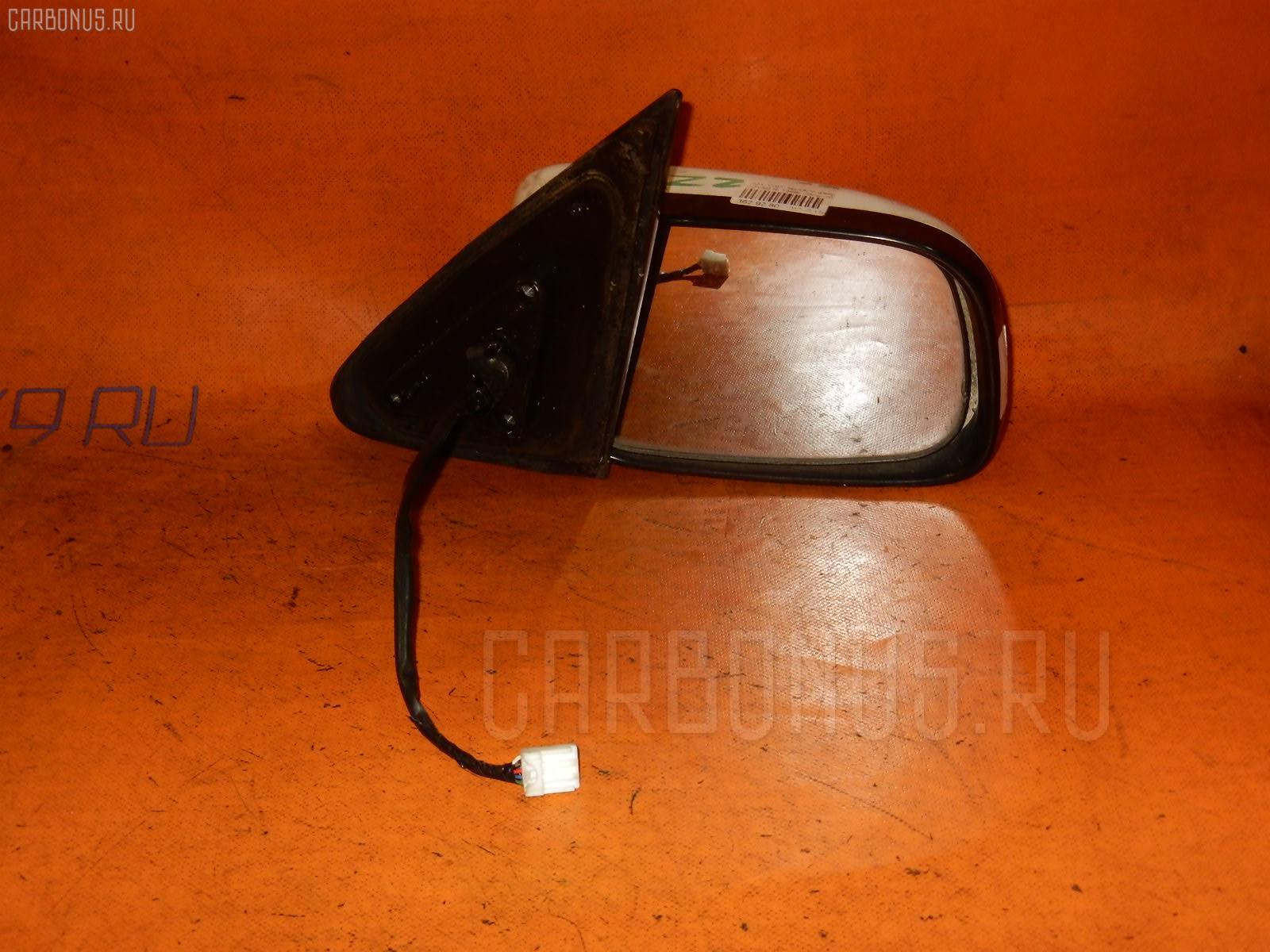Зеркало двери боковой TOYOTA VISTA ZZV50 Фото 2