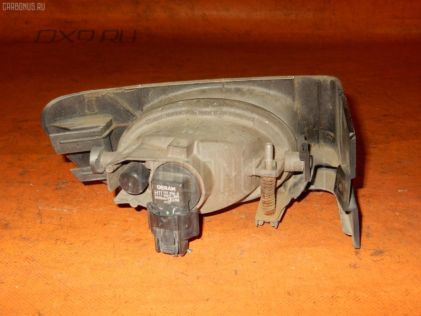 Туманка бамперная HONDA FIT GD1. Фото 10