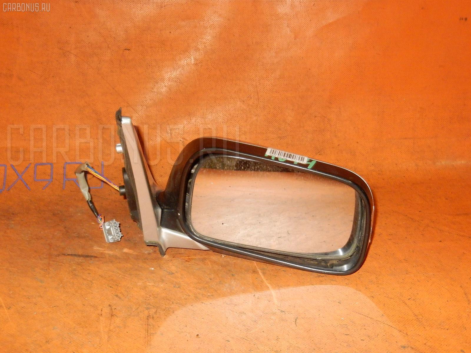 Зеркало двери боковой NISSAN BLUEBIRD HU14. Фото 10