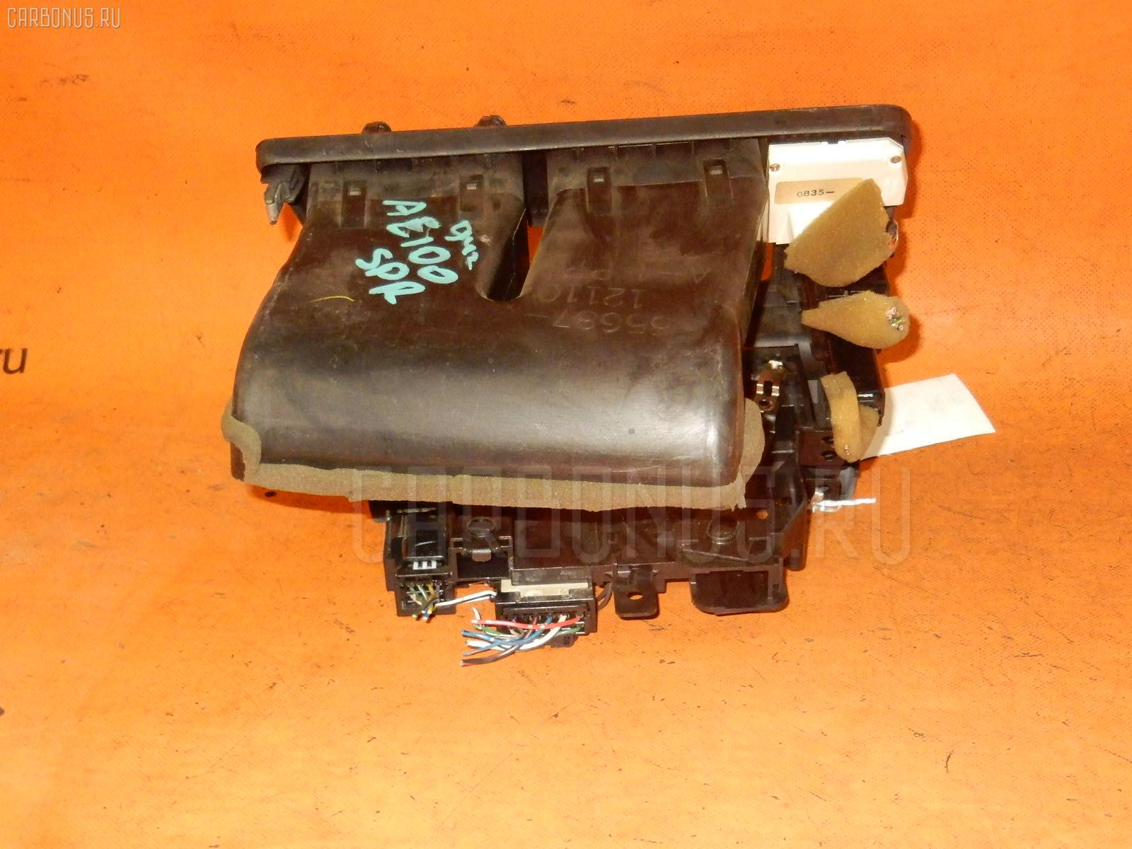 Блок управления климатконтроля TOYOTA SPRINTER AE100 5A-FE. Фото 3