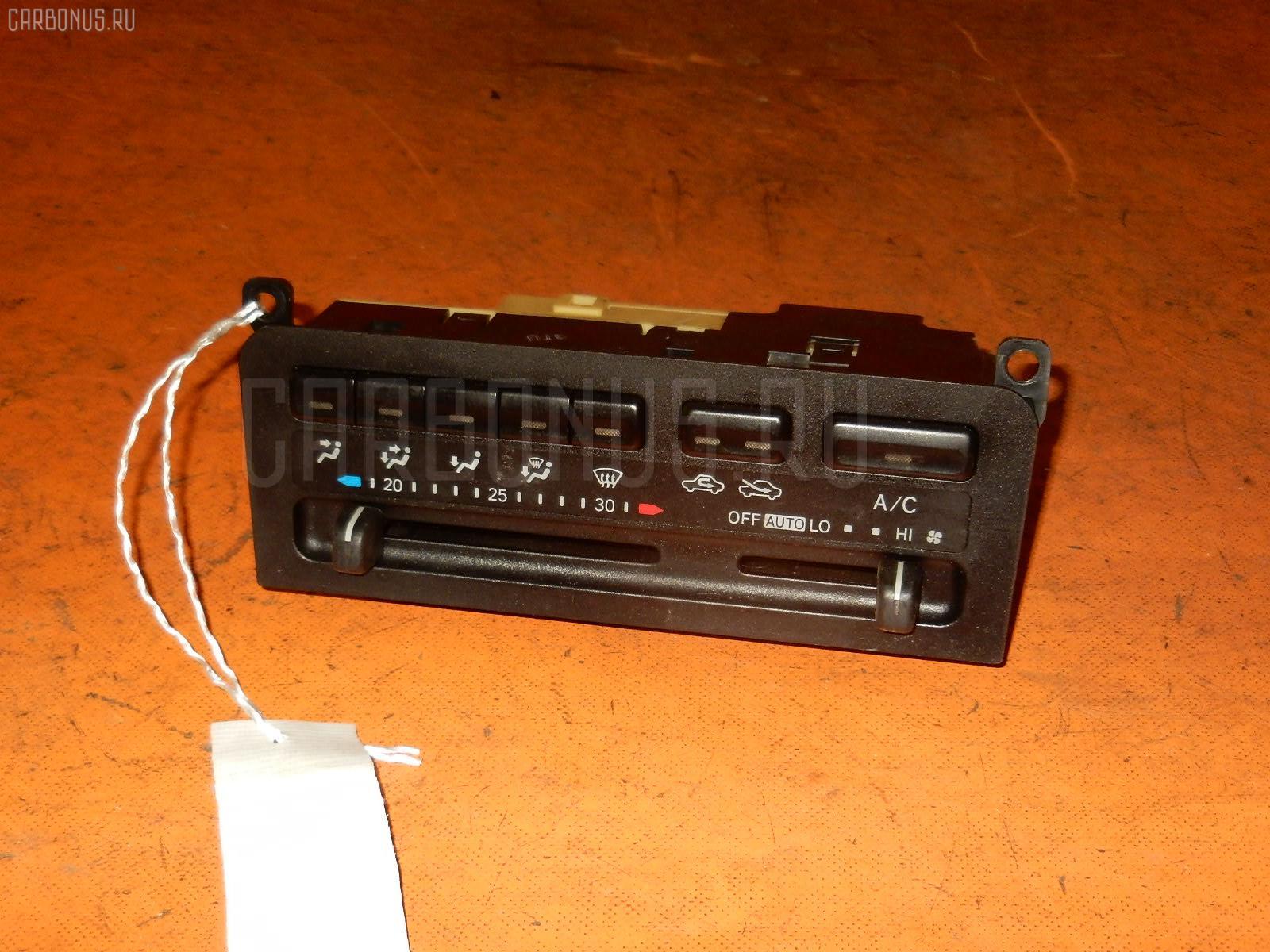 Блок управления климатконтроля TOYOTA CORONA PREMIO ST210 3S-FE. Фото 11