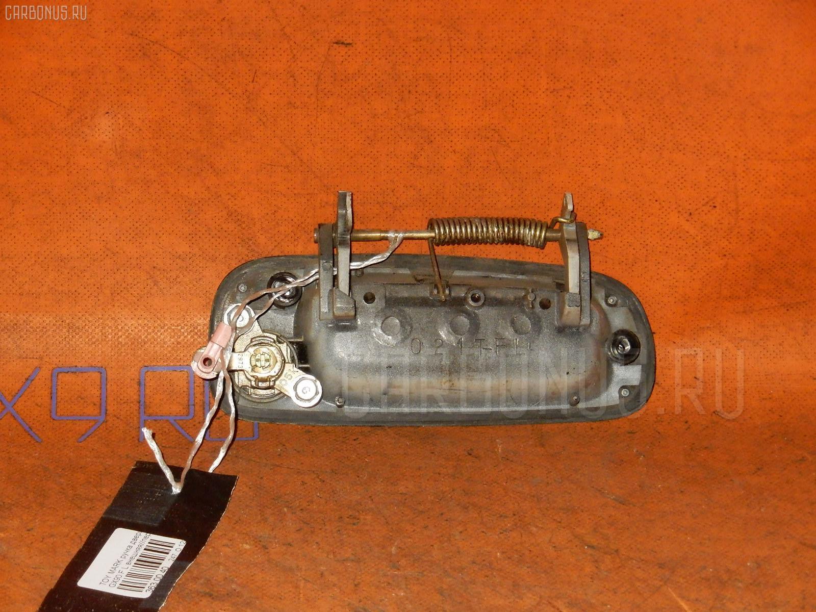 Ручка двери TOYOTA MARK II GX90. Фото 5