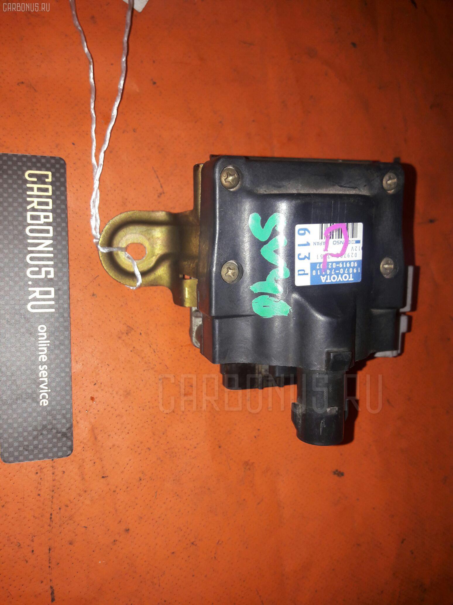 Катушка зажигания TOYOTA CAMRY SV40 4S-FE Фото 2
