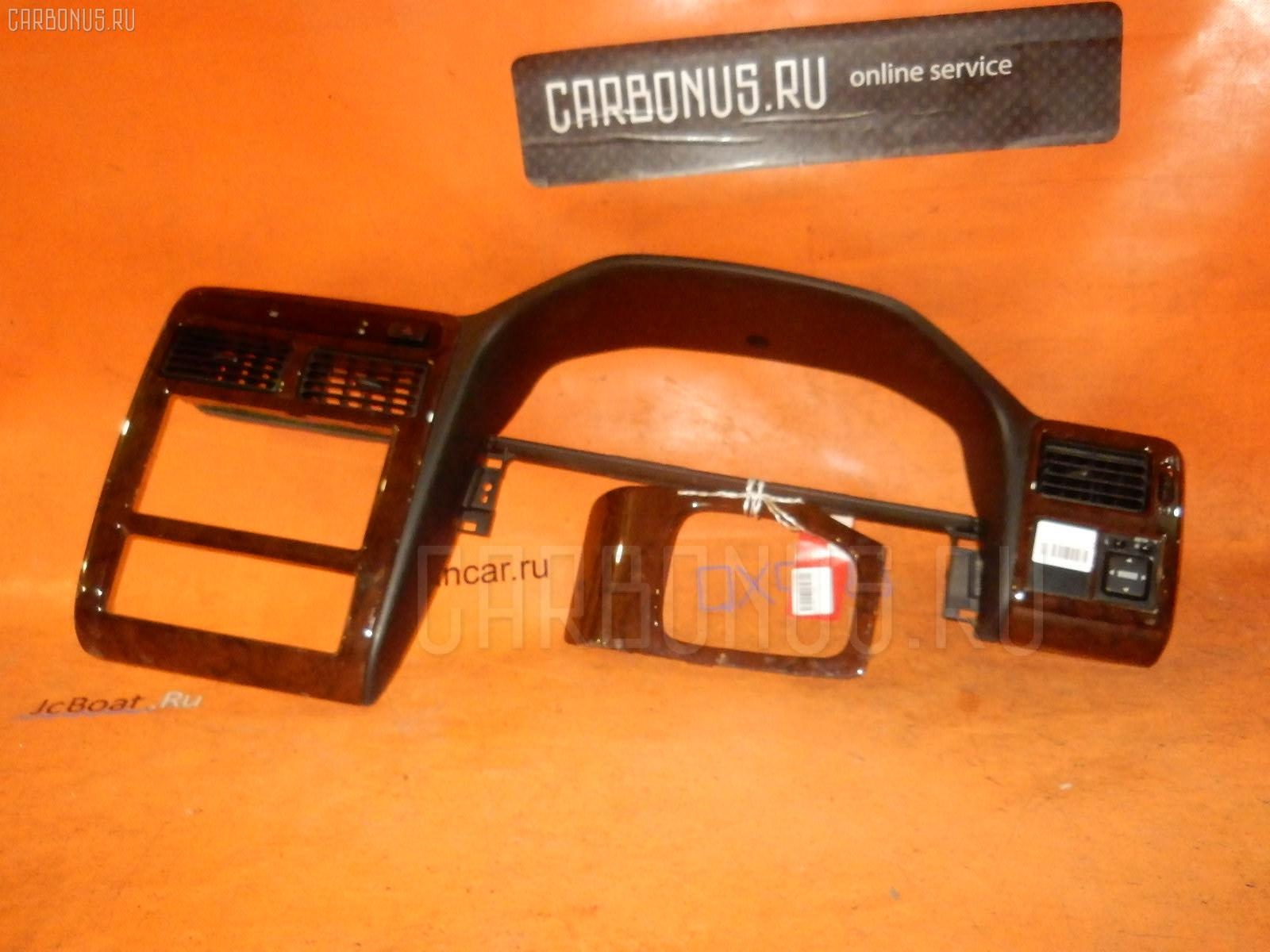 Консоль магнитофона TOYOTA CORONA PREMIO AT211. Фото 9