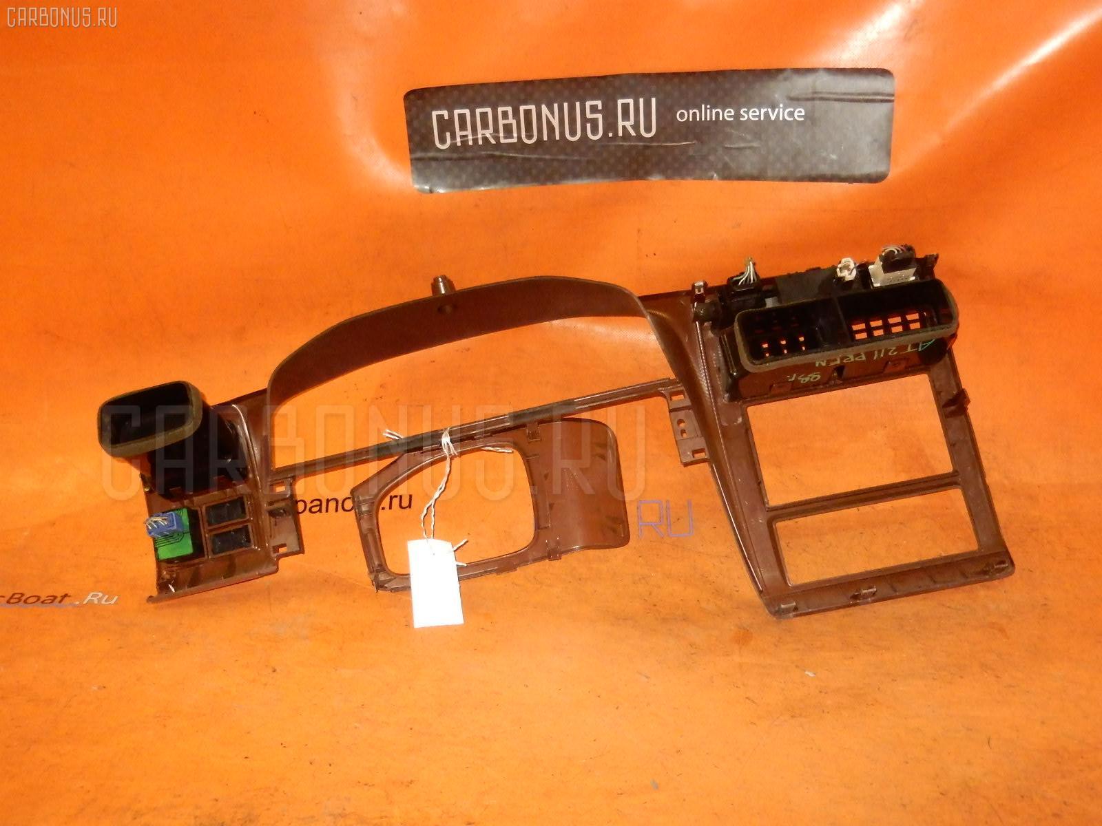 Консоль магнитофона TOYOTA CORONA PREMIO AT211. Фото 8