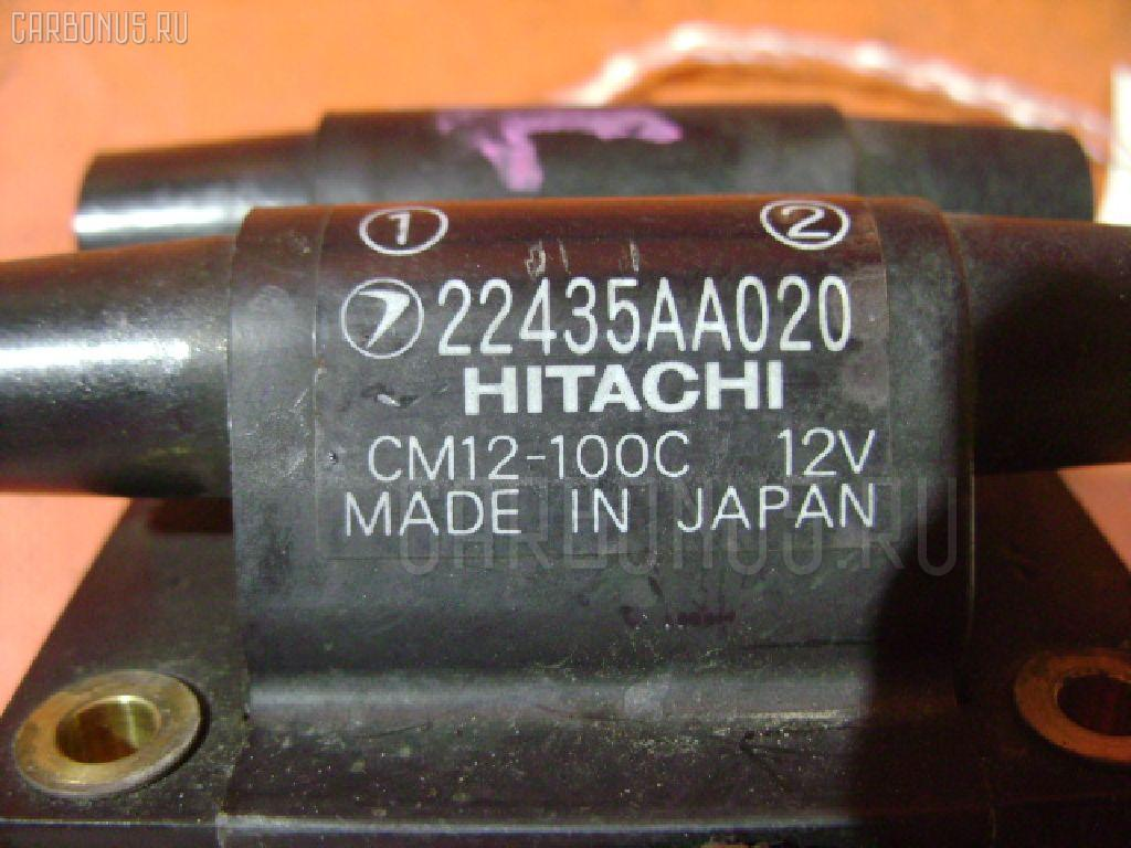 Катушка зажигания SUBARU IMPREZA WAGON GG3 EJ15. Фото 6