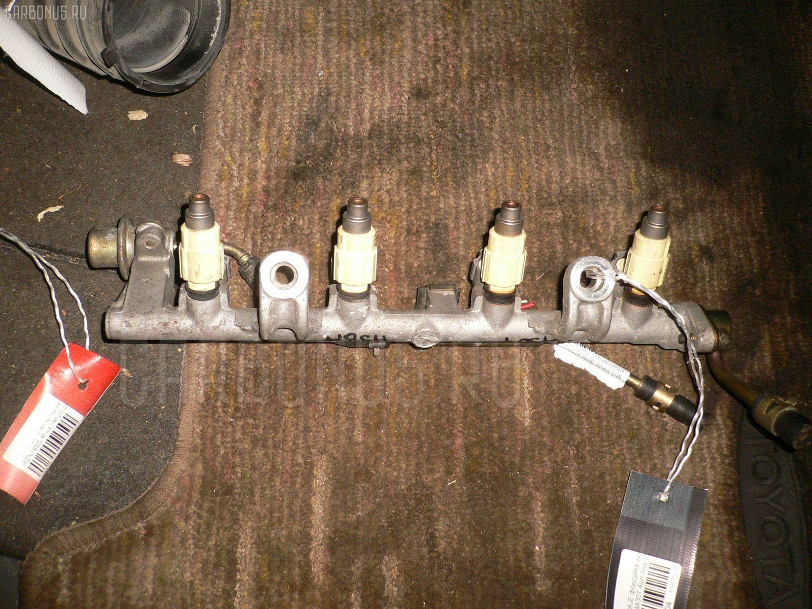 Форсунка инжекторная Mitsubishi Pajero mini H58A 4A30T Фото 1