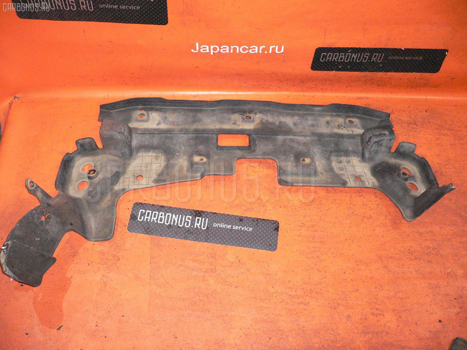 Защита двигателя HONDA ODYSSEY RA4 F23A. Фото 5