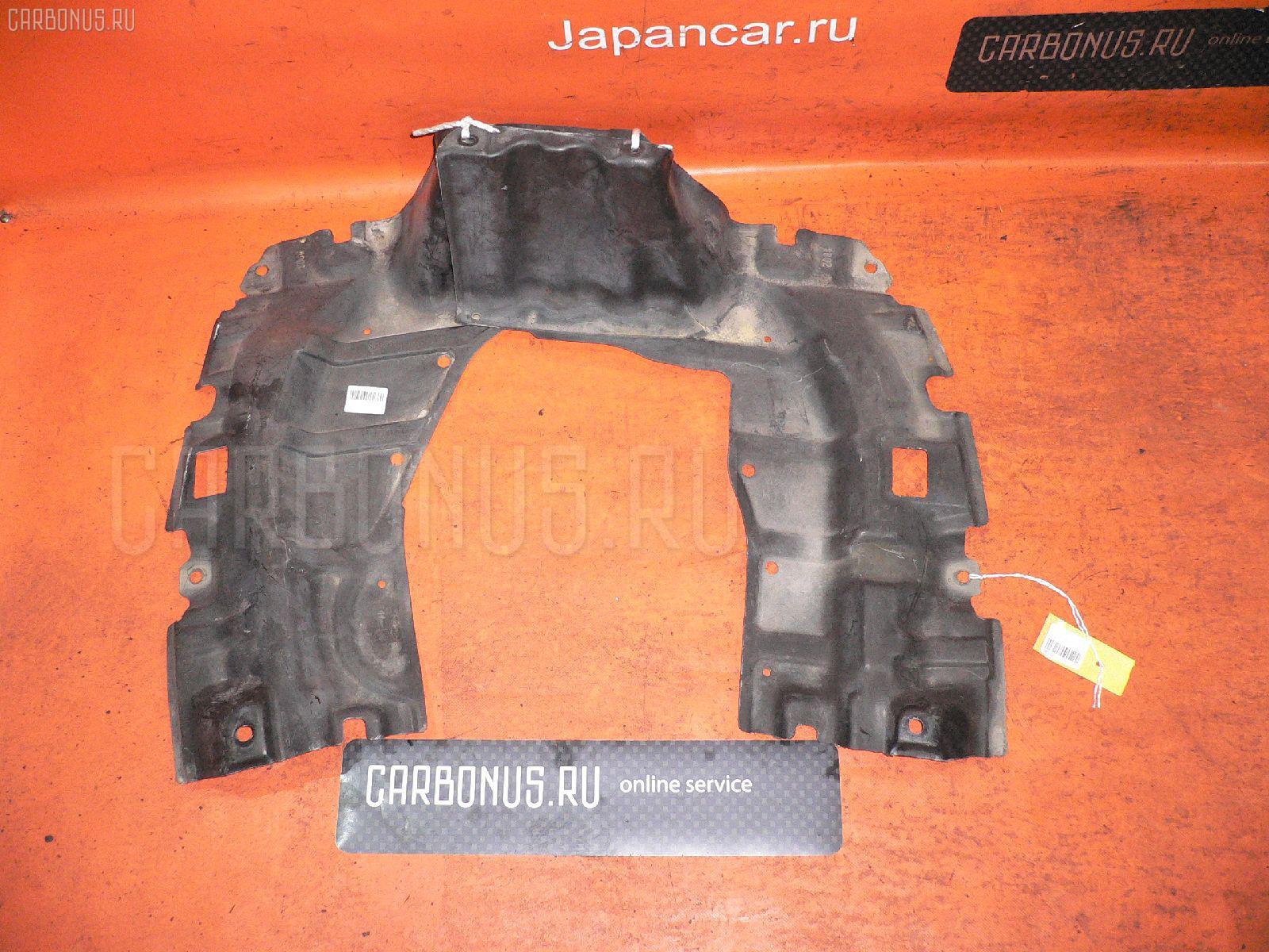 Защита двигателя Toyota Bb NCP35 1NZ-FE Фото 1