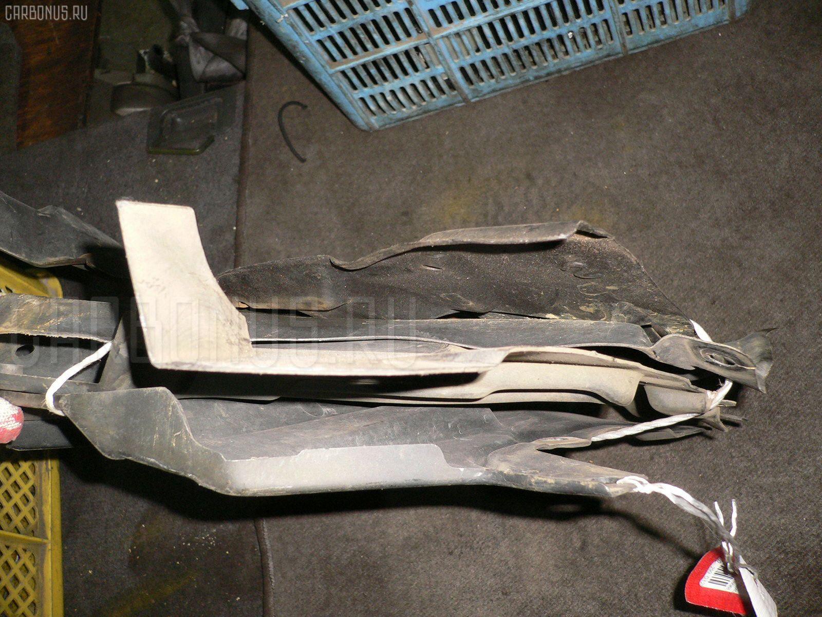Защита двигателя NISSAN BASSARA JU30 KA24DE Фото 2