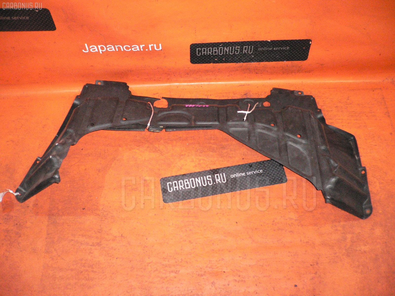 Защита двигателя TOYOTA SUCCEED NCP55V 1NZ-FE Фото 1