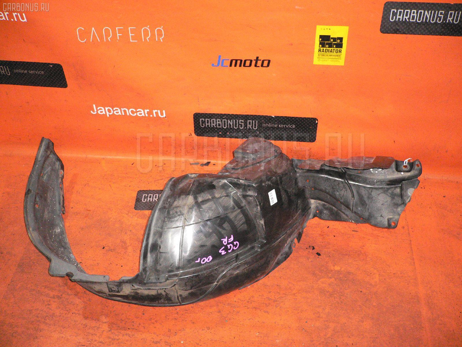 Подкрылок SUBARU IMPREZA WAGON GG3 EJ15. Фото 11
