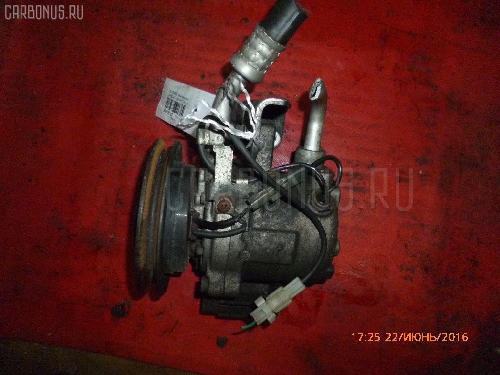 Компрессор кондиционера DAIHATSU ESSE L245S KF-VE Фото 1