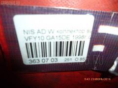 Коллектор выхлопной Nissan Ad wagon VFY10 GA15DE Фото 6