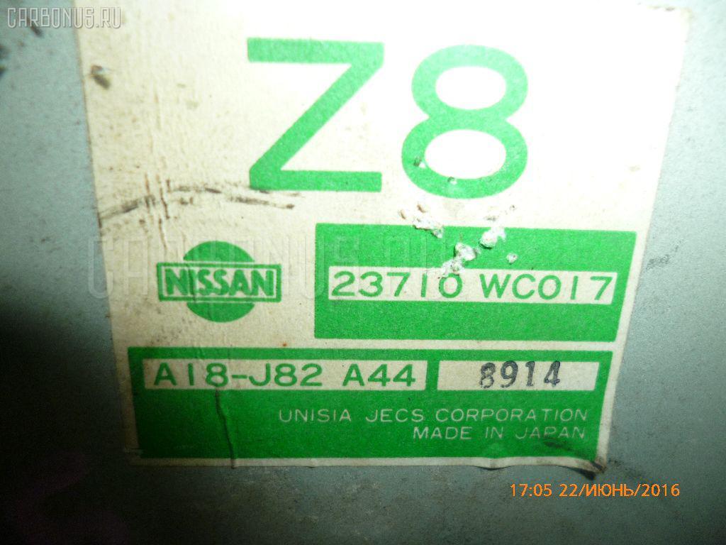 Блок EFI 23710-WC017 на Nissan Ad Wagon VFY10 GA15DE Фото 1