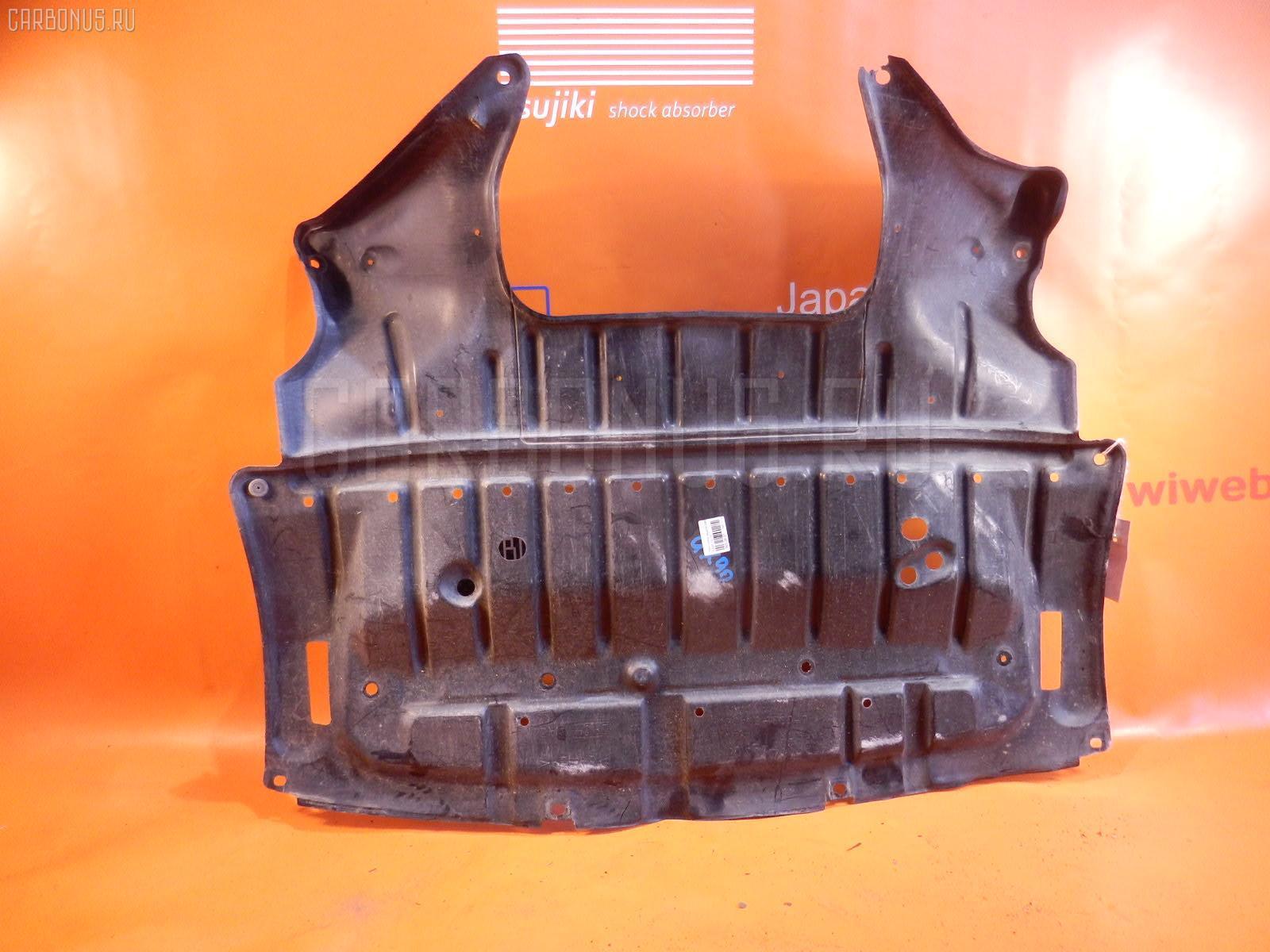 Защита двигателя TOYOTA CHASER GX90 1G-FE. Фото 7