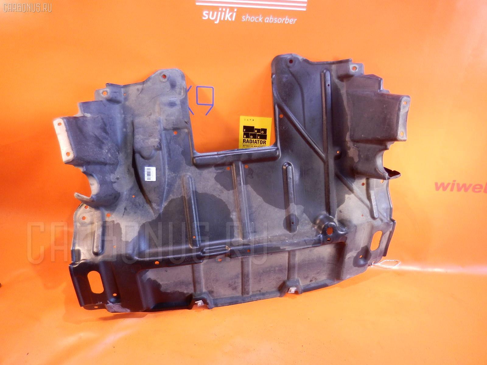 Защита двигателя TOYOTA MARK II GX110 1G-FE. Фото 4