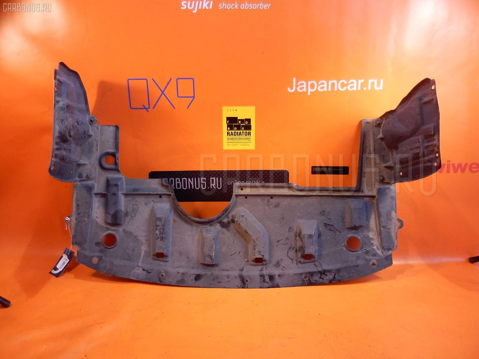 Защита двигателя MITSUBISHI COLT Z23A Фото 1