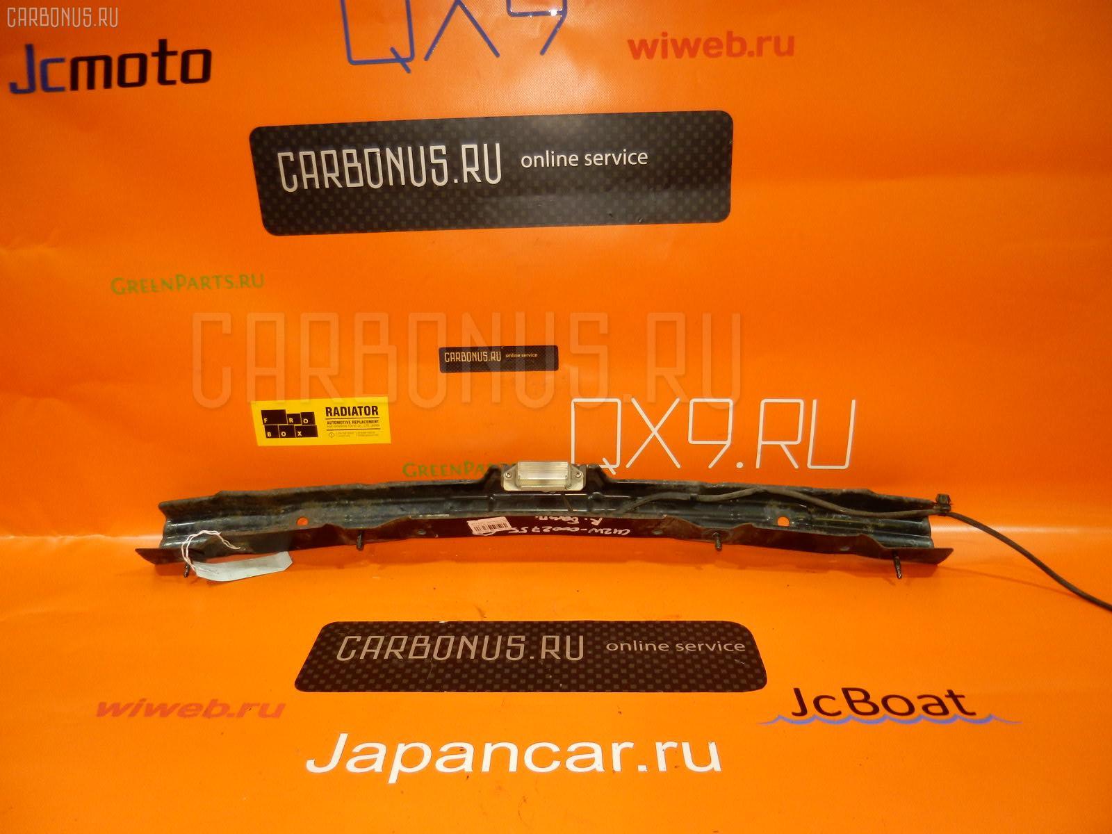Жесткость бампера Mitsubishi Airtrek CU2W Фото 1