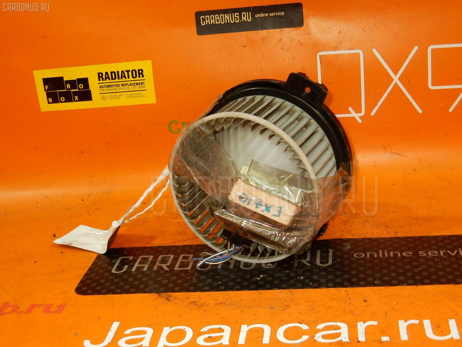 Мотор печки TOYOTA RAUM EXZ10 Фото 2