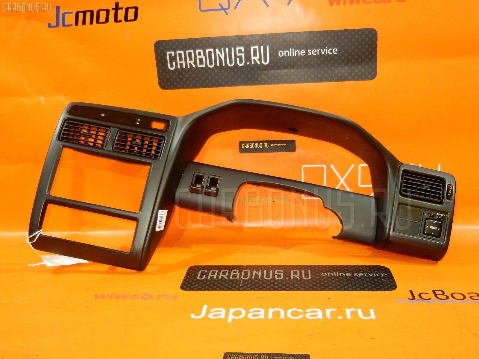 Консоль магнитофона TOYOTA CARINA AT211. Фото 5