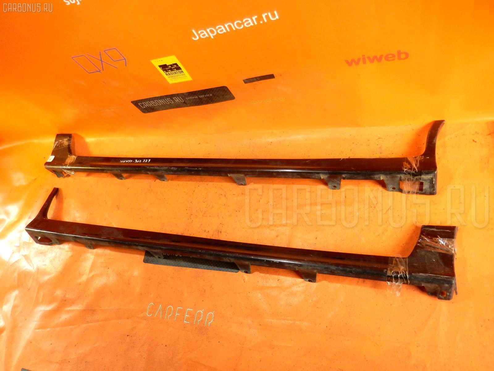 Порог кузова пластиковый ( обвес ) NISSAN WINGROAD WHNY11 Фото 1