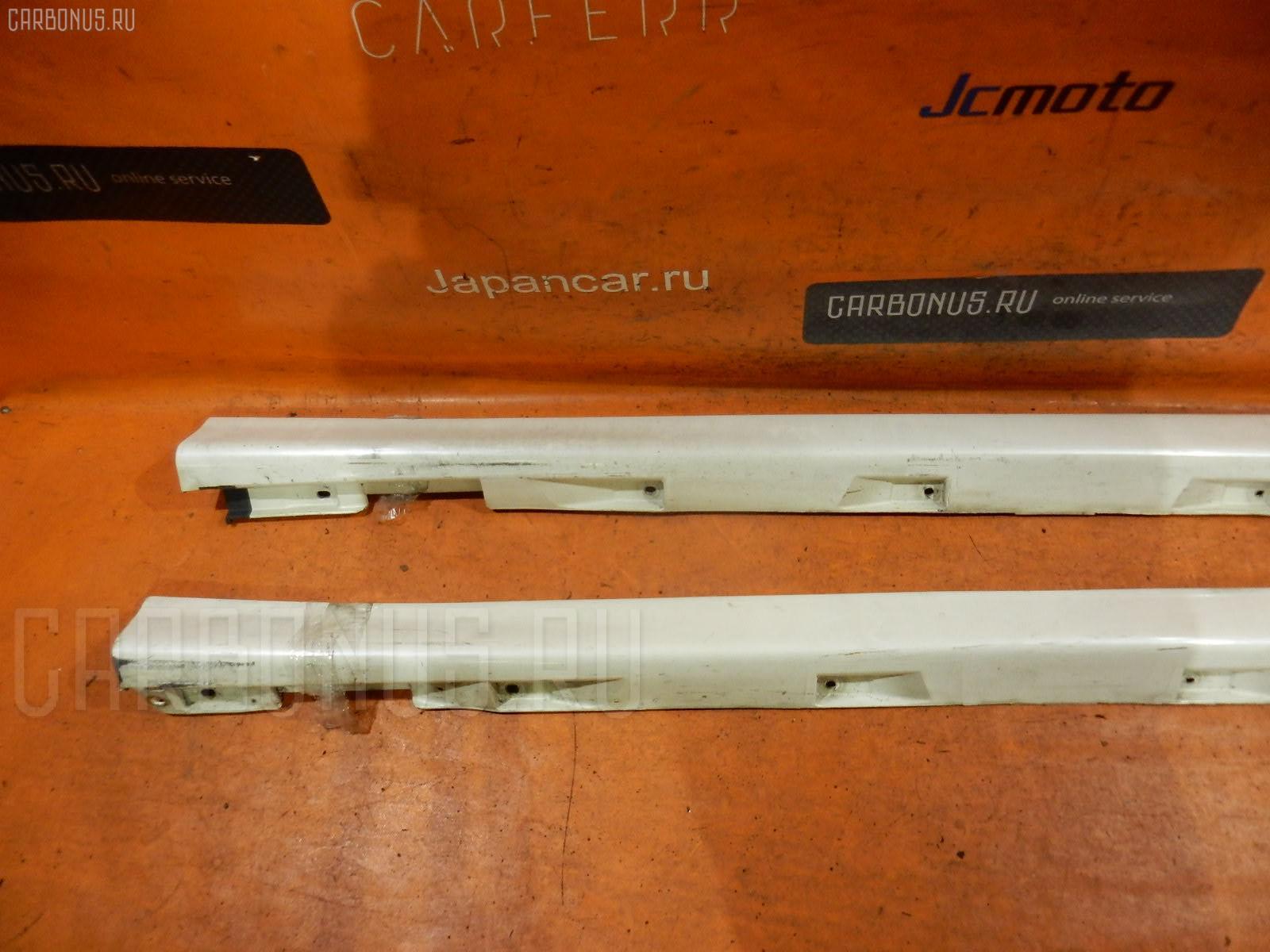 Порог кузова пластиковый ( обвес ) TOYOTA VISTA ARDEO SV50G Фото 5
