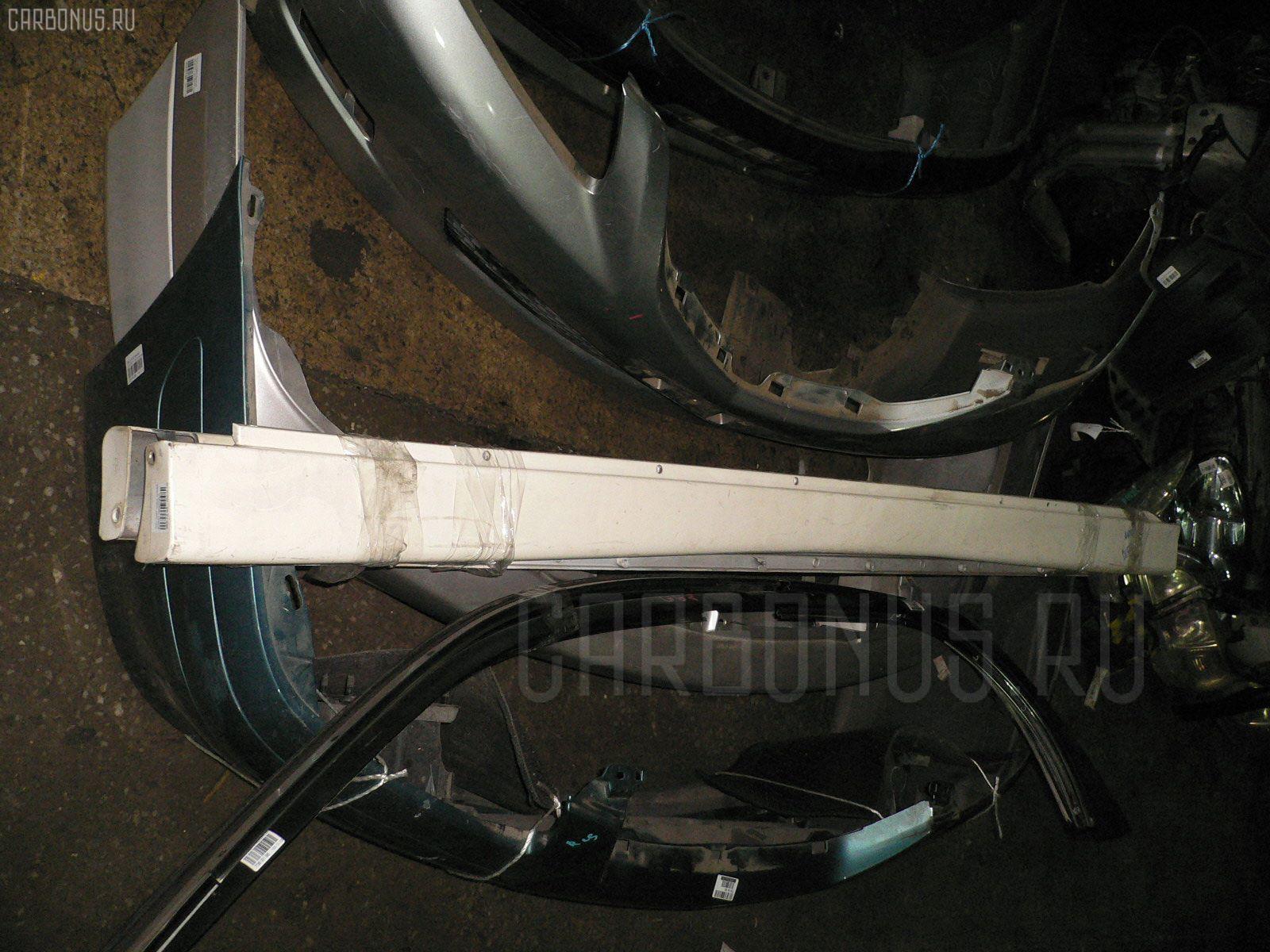 Порог кузова пластиковый ( обвес ) Toyota Vista ardeo SV50G Фото 1
