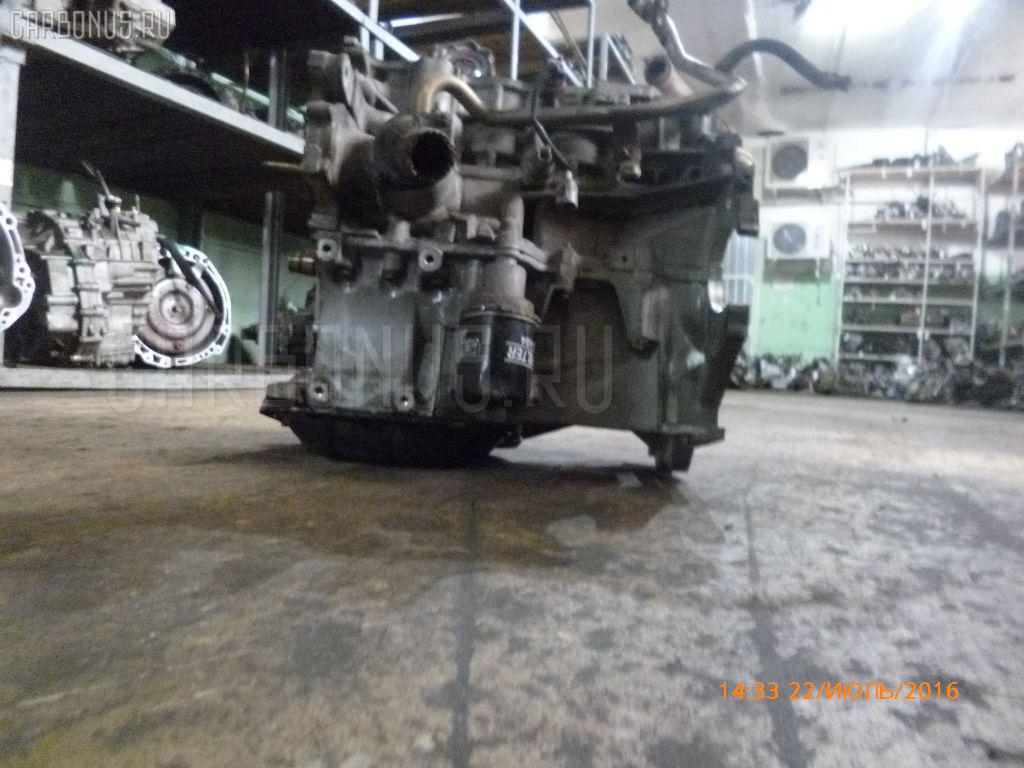 Блок двигателя TOYOTA BB NCP30 2NZ-FE Фото 3