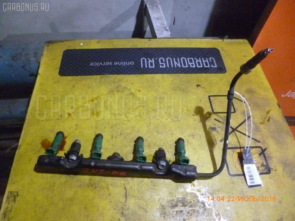 Форсунка инжекторная TOYOTA FUNCARGO NCP20 2NZ-FE. Фото 3