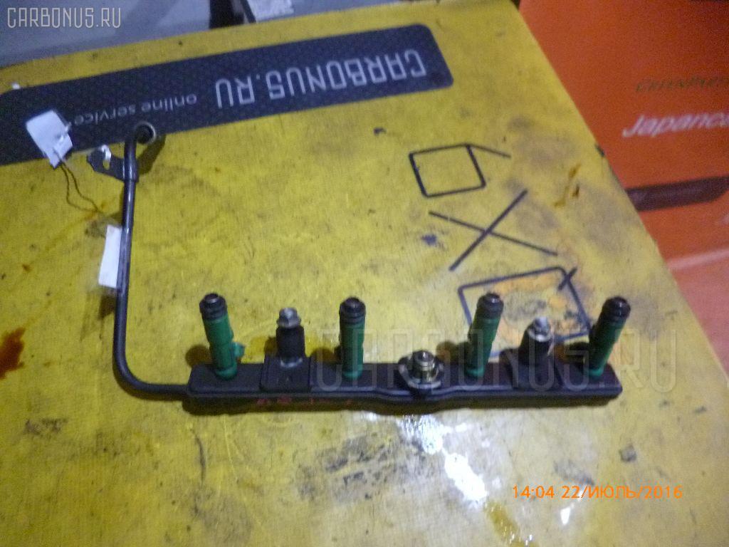 Форсунка инжекторная TOYOTA FUNCARGO NCP20 2NZ-FE. Фото 4
