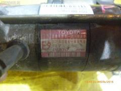 Стартер TOYOTA BB NCP30 2NZ-FE Фото 4