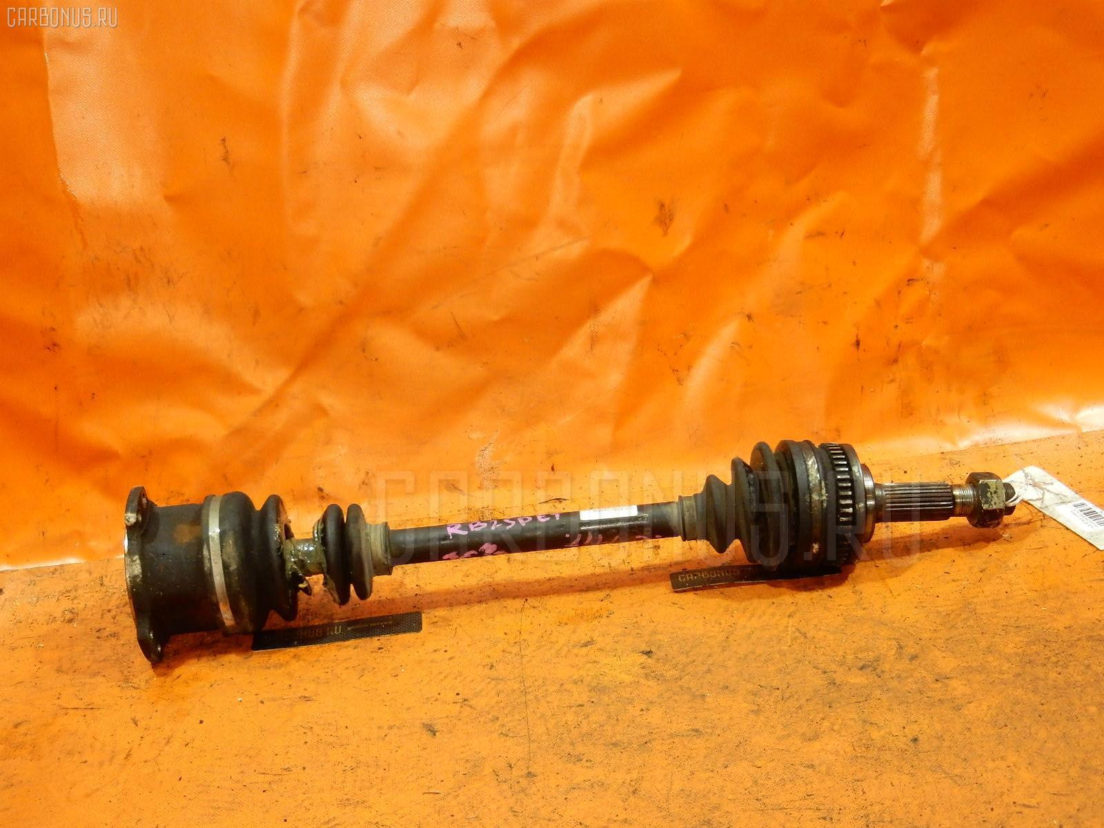 Привод NISSAN STAGEA WGNC34 RB25DE Фото 1