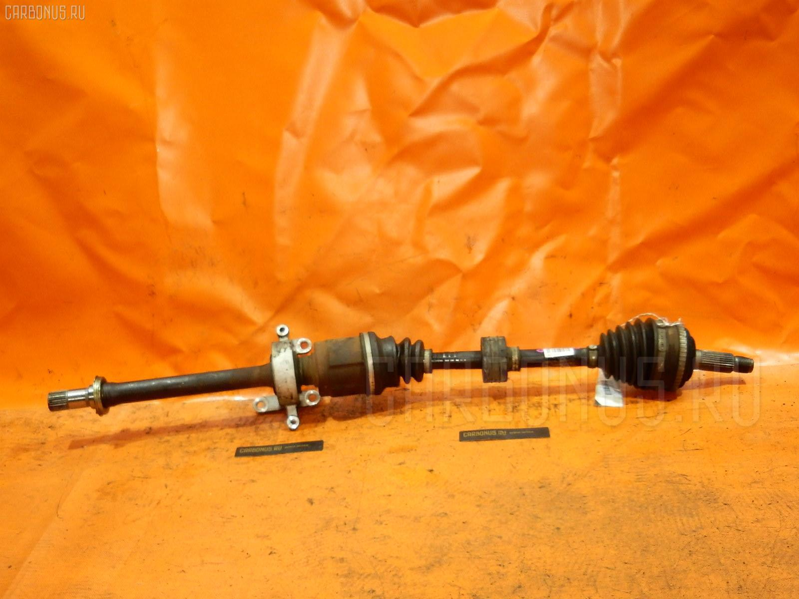 Привод HONDA STEPWGN RF5 K20A. Фото 3