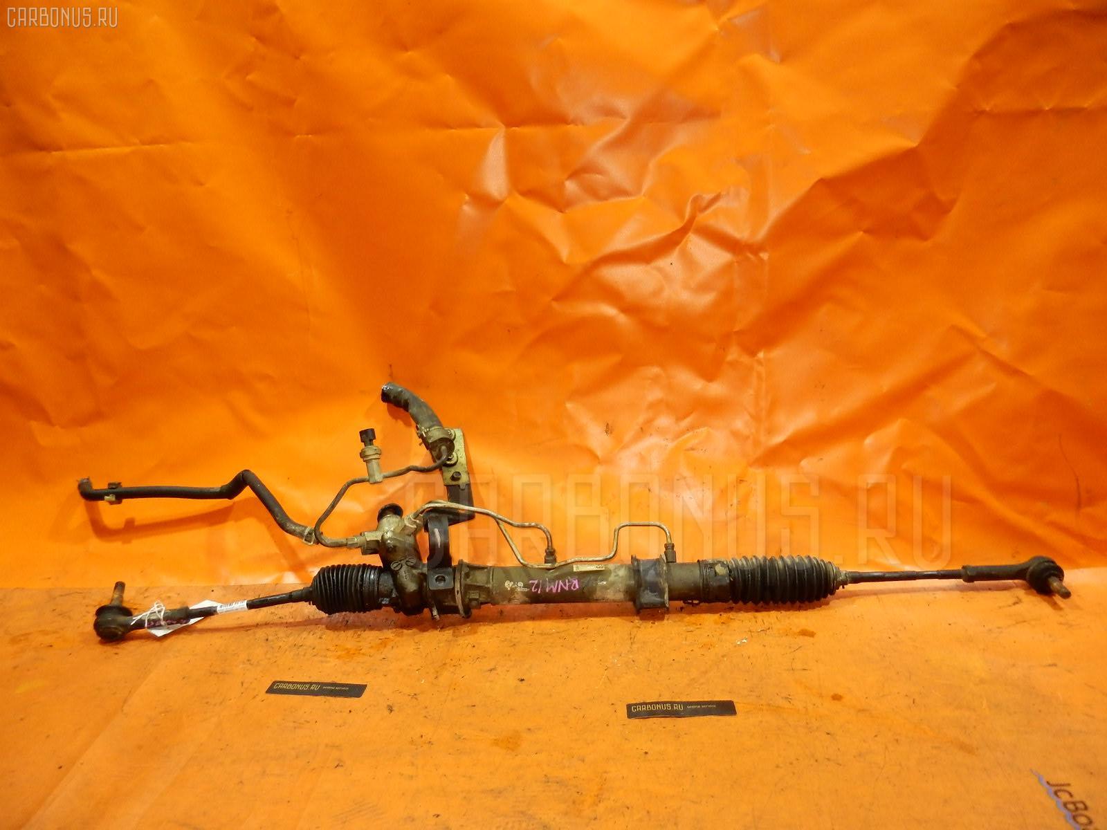Рулевая рейка NISSAN LIBERTY RNM12 QR20DE. Фото 2